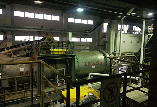 Phosphogypsum construction gypsum β-type hemihydrate gypsum powder production line process